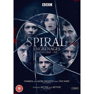 Spiral Series 1 - 6 [DVD] [2018]